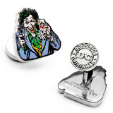 The Joker Action Cufflinks Novelty