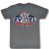 Evel Knievel - Logo2 T-skjorter