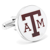 Texas A & M Aggies Cufflinks Novelty