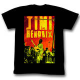 Jimi Hendrix - Red Dawn T-Shirt