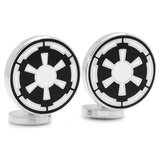 Star Wars Imperial Empire Symbol Cufflinks Novelty