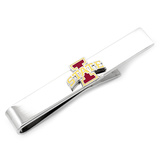 Iowa State Cyclones Tie Bar Novelty