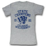 Juniors: Red Dawn - State Champions T-shirts