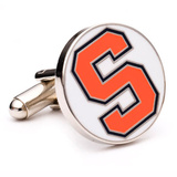 Syracuse University Orangemen Cufflinks Novelty