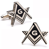 Masonic Cufflinks Novelty
