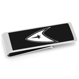 Star Trek Delta Shield Money Clip Novelty