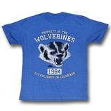 Red Dawn - Wolverines T-shirts