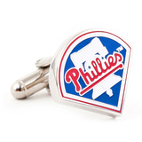 Philadelphia Phillies Cufflinks Novelty