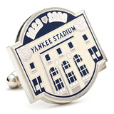 Yankee Stadium Cufflinks Novelty