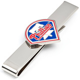 Philadelphia Phillies Tie Bar Novelty