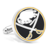 Buffalo Sabres Cufflinks Novelty
