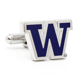 University of Washington Huskies Cufflinks Novelty
