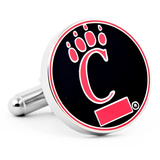 University of Cincinnati Bearcats Cufflinks Novelty