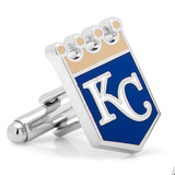 Kansas City Royals Cufflinks Novelty