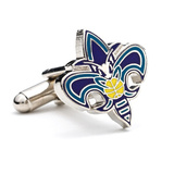 New Orleans Hornets Cufflinks Novelty