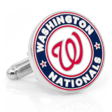Washington Nationals Cufflinks Novelty