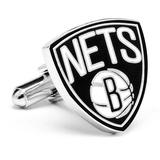 Brooklyn Nets Cufflinks Novelty