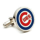 Chicago Cubs Cufflinks Novelty