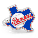 Vintage Texas Rangers Cufflinks Novelty