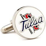 Tulsa Golden Hurricane Cufflinks Novelty