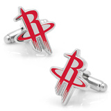 Houston Rockets Cufflinks Novelty