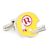 Retro Washington Redskins Helmet Cufflinks Novelty