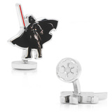 Darth Vader Action Cufflinks Novelty