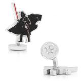 Darth Vader Action Cufflinks Novelty