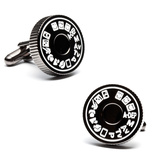 Camera Mode Dial Cufflinks Novelty