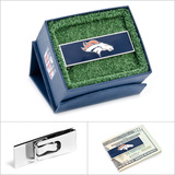 Denver Broncos Money Clip Novelty