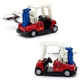 Enamel Golf Cart Cufflinks Novelty