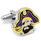 East Carolina Pirates Cufflinks Novelty