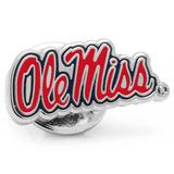 Ole Miss University Lapel Pin Novelty