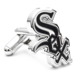 Chicago White Sox Cufflinks Novelty