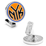 Palladium New York Knicks Cufflinks Novelty