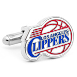 Los Angeles Clippers Cufflinks Novelty