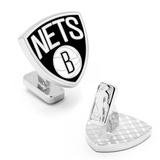 Palladium Brooklyn Nets Cufflinks Novelty