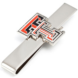 Texas Tech Tie Bar Novelty