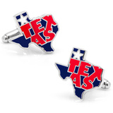 State of Texas Cufflinks Novelty