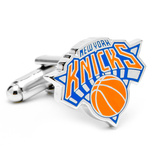 New York Knicks Cufflinks Novelty