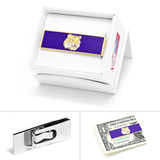 LSU Tigers Money Clip Novelty