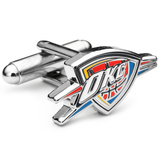 Oklahoma City Thunder Cufflinks Novelty