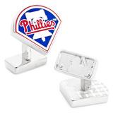 Palladium Philadelphia Phillies Cufflinks Novelty