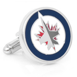 Winnipeg Jets Cufflinks Novelty