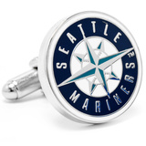 Seattle Mariners Cufflinks Novelty