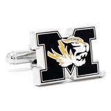 University of Missouri Tigers Cufflinks Novelty