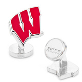 Palladium University of Wisconsin Badgers Cufflinks Novelty