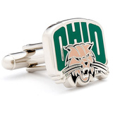 Ohio University Bobcats Cufflinks Novelty