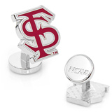 Palladium Florida State Seminoles Cufflinks Novelty