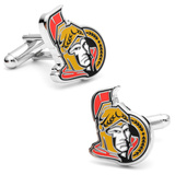 Ottawa Senators Cufflinks Novelty